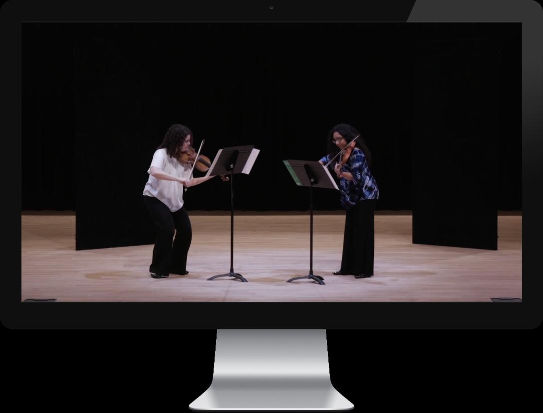 Performance on Screen